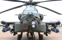 Boeing AH-64 Apache Attack Helicopter
