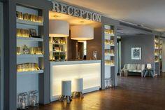 | Diseño de recepciones de hotel: el mostrador                                                                                                                                                                                 Más