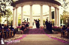 wedding Audubon Park in New Orleans | Audubon Zoo Wedding New Orleans Louisiana | Maile Lani Photography