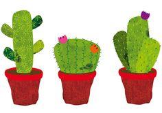 Cactus Cactus Drawing, Cactus Art, Cactus Flower, Cactus Plante, Cactus Illustration, Southwest Art, Cactus Y Suculentas, Sewing Art, Cacti And Succulents