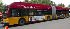 King County Metro Rapid Ride New Flyer Hybrid bus IMG_1984 | Flickr - Photo Sharing!