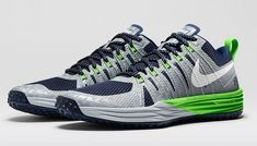 Seattle Seahawks' star cornerback, Richard Sherman, receives a special Nike Lunar TR1 this Holiday 2014.
