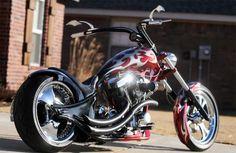 Image detail for -city choppers builds custom harleys custom harley davidson unveils ...