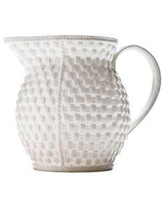 Tiffany Basket Weave - Sharon Osborne has this set. Love it!