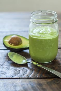 Healthy Green Goddess Salad Dressing – Indulge your craving for rich and creamy salad dressing with this nutritious twist on green goddess, made with avocado, garlic, and cilantro.