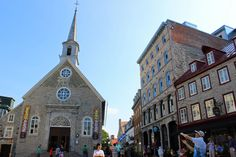 Quebec City 3 Day Itinerary - Justin Plus Lauren