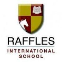 Raffles International School South Campus - Dubai, UAE #Logo #Logos #Design #Vector #Creative #Schools #Education #Dubai