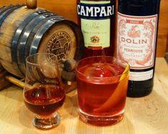 Aged Whiskey Boulavadier Bottles