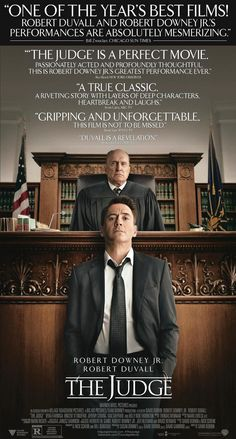 This weekend, you get to be the judge and jury. Give our film a shot and tell me what you thought. XRDJ #TheJudge