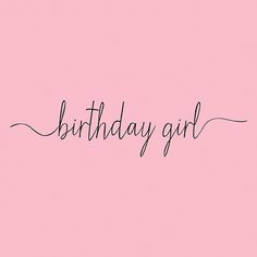 Happy birthday. #happybirthday #happybday #birthdaygirl