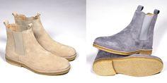 EPAULET > Chelsea Boot