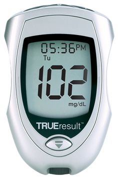 The TRUEresult blood glucose meter is a leading diabetes testing meter known for its accuracy and high quality performance. When you combine its proven accuracy with the ability to save you over $400 per year on test strip purchases, the TRUEresult meter is the best value.1