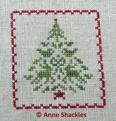 JBW Designs-Christmas Keepsakes II Tiny Motif Tree | Flickr - Photo Sharing!