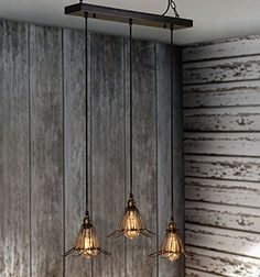 1000 id es sur le th me ampoules edison sur pinterest - Amazon luminaire suspension ...