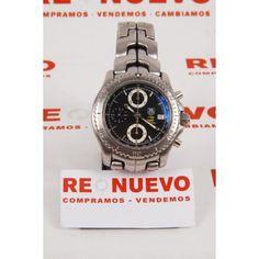 #Reloj #TAG HEUER #SENNA #LIMITED EDITION CT5114 E265133 de segunda mano #segundamano