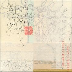 Collages caligrafía