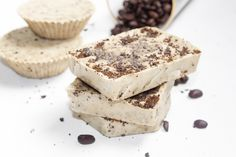 DIY Homemade Coffee Mint Soap Bars