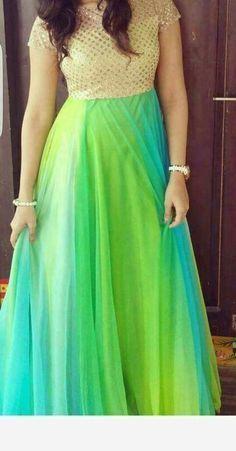 New long frocks Long Gown Dress, Lehnga Dress, Frock Dress, Long Frock, Saree Blouse, Anarkali Lehenga, Long Anarkali, Long Gowns, Anarkali Suits