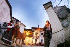 Osmize in Carso, dove il chilometro zero è di casa: http://blog.viaggiverdi.it/2013/11/osmize-carso-km-zero/