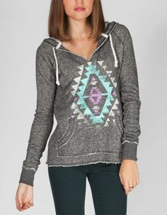 BILLABONG Listen To This Womens Hoodie