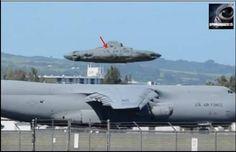 Espaçonaves secretas anti-gravidade dos EUA