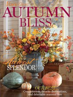 Victoria Classics Autumn Bliss 2015