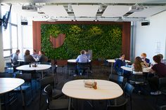 Twitter HQ: Living Wall | Flickr - Photo Sharing!