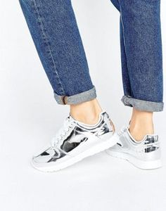 Blink Metallic Sneaker