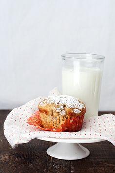 Banana-Yogurt Muffins by Cindy | Hungry Girl por Vida, via Flickr