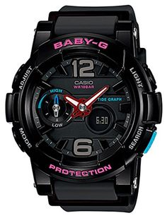 Be fashionable and ready for the outdoors with our line of Casio Baby G watches for Females. Tough, Cute, Cool watches built with G-Shock's shock proof Technology Casio Protrek, Amazing Watches, Cool Watches, Watches For Men, Ladies Watches, Japanese Model, Baby G, Watches Online, Sport Watches