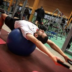 #Mobilitydrills for #golf @bourdygregory @insep_officiel is a training machine -honestly-