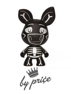 """Super Amazing Spectacular 3"""" vinyl toy by Travis Price http://www.dudebox.com/collections/the-dudes/products/the-super-amazing-spectacular-collection"""