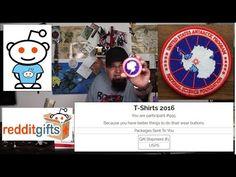 redditgifts exchange - T-Shirt Exchange 2016 - McMurdo Station Antarctica!