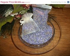 Lavender Potpourri Scent Infused Wax Beads by SpringJewelryThings, $2.21