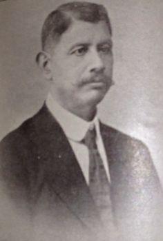 General Salvador Ciudad-Real: Presidente de La Concordia. Picture from El Salvador Al Vuelo (1917)
