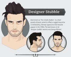 Classy men beard #style.