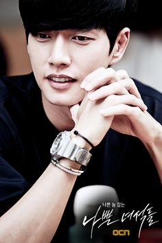 Upcoming Drama on OCN I The Bad Guy I Park Hae Jin I  나쁜 녀석들 대본 리딩 현장