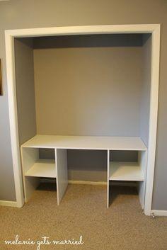 Closet Desks 1000+ images about closet desks on pinterest | closet desk
