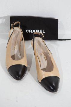 40+ Chanel slingbacks ideas | chanel