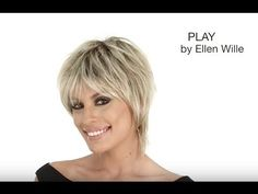 Play by Ellen Wille | Short Wig | SALE 40% OFF – Wig Outlet.com