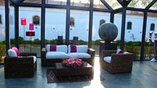 Estufa de Colares - Wedding Venue | Sintra | Destination Wedding | Portugal | Lounge Decoration