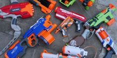 In a bold statement released last Tuesday, the NERF Rifle Association (NERFRA) announced that it