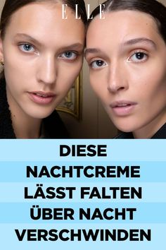 Diese Nachtcreme lässt Falten über Nacht verschwinden und sorgt für einen strahlenden Teint #nachtcreme #antiaging #beautyful #ellegermany #beauty #falten #haut #skincare #hautpflege Vitamin E, Peeling, Beauty Trends, Workouts, Fashion Beauty, Oily Skin, Hair Removal, Dry Skin, Health And Beauty