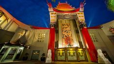 Experience Hollywood's Golden Age at this replica of Grauman's Chinese Theatre, compete with a courtyard with handprints, footprints and signatures of some of Disney's stars preserved in cement. Inside, find a blockbuster of movie memorabilia. Disney World Attractions, Disney World Vacation, Disney Cruise Line, Disney World Resorts, Disney Vacations, Disney Trips, Disney Travel, Disney World Hollywood Studios, Walt Disney Parks