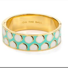 "Spotted while shopping on Poshmark: ""$10off♠️Kate Spade New York♠ On the Ball Idiom""! #poshmark #fashion #shopping #style #kate spade #Accessories"