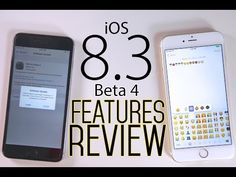 iOS 8.3 para iPhone y iPad: 10 Cosas que Tienes que Saber New Emojis, Apple Watch Apps, Ios 8, Ipad, Iphone