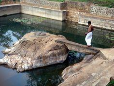 ANCIENT WATER TANK-Thirunelli Temple in Wayanad 