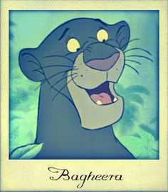 Bagheera - Jungle Book - Ravenclaw