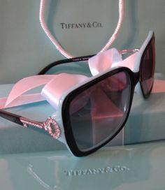 My treasured Tiffany sunglasses - a gift from my lovely husband x