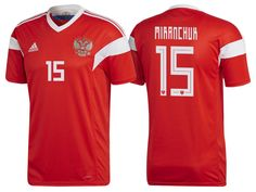78f1079f9 25 Best Russia World Cup 2018 Jersey images | Cheap football shirts ...